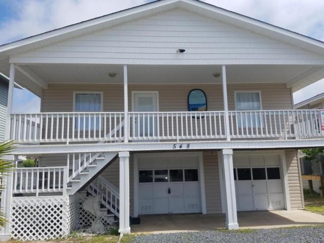 548 Ocean Boulevard W, Holden Beach, NC 28462 (MLS #100121294) :: Coldwell Banker Sea Coast Advantage