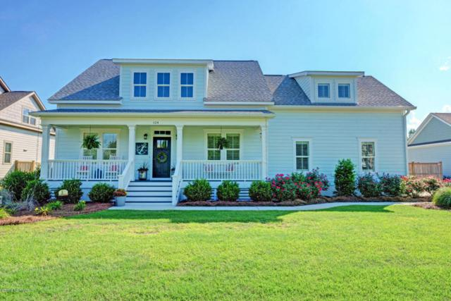 124 Cove Side Lane, Hampstead, NC 28443 (MLS #100121311) :: The Oceanaire Realty
