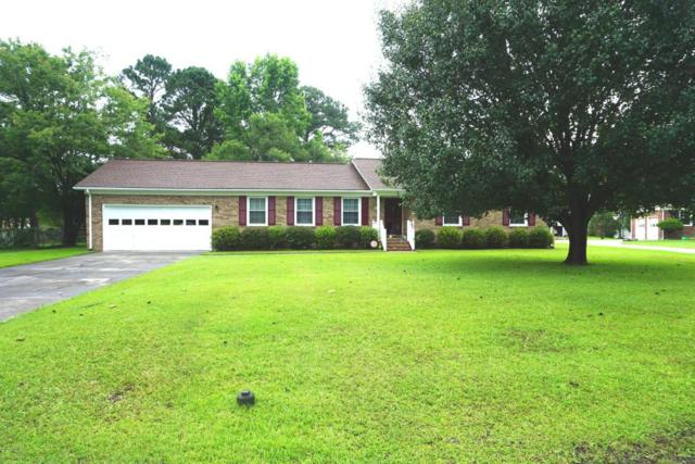 209 Columbia Drive, Jacksonville, NC 28546 (MLS #100121334) :: The Oceanaire Realty