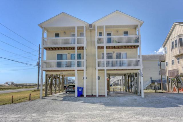 105 Volusia Drive, North Topsail Beach, NC 28460 (MLS #100121352) :: The Oceanaire Realty