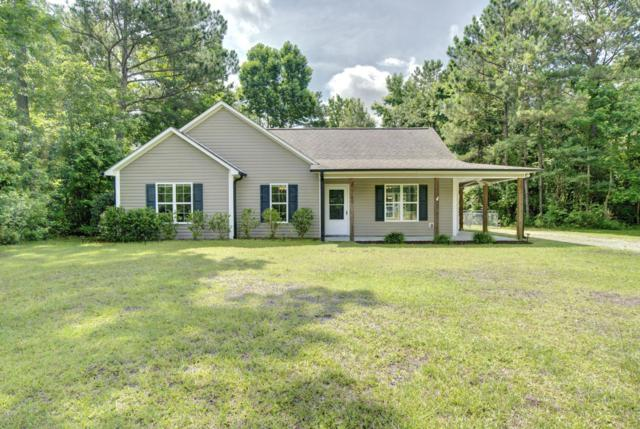 1424 Old Folkstone Road, Sneads Ferry, NC 28460 (MLS #100121419) :: The Oceanaire Realty