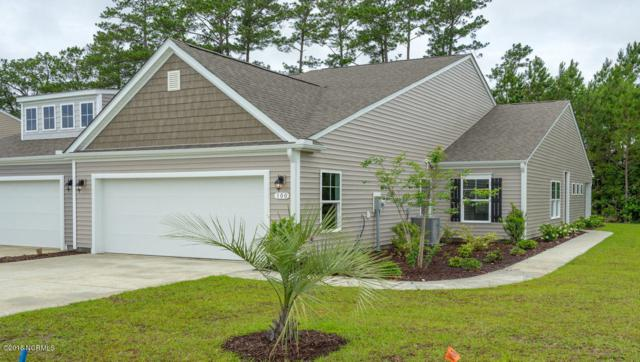 2007 Coleman Lake Drive 525A, Carolina Shores, NC 28467 (MLS #100121428) :: Courtney Carter Homes