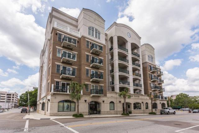 124 Walnut Street #503, Wilmington, NC 28401 (MLS #100121585) :: Courtney Carter Homes