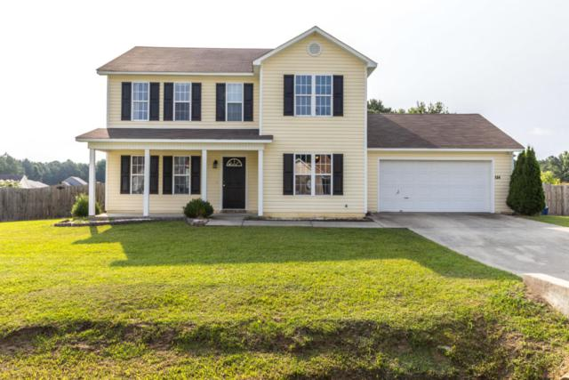 134 Camellia Creek Drive, Richlands, NC 28574 (MLS #100121672) :: Terri Alphin Smith & Co.
