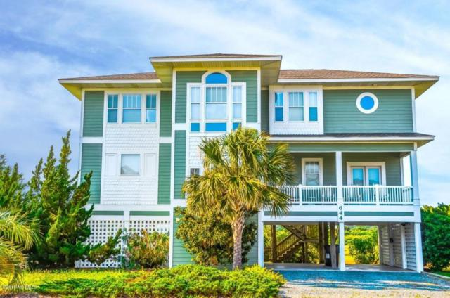 644 Ocean Boulevard W, Holden Beach, NC 28462 (MLS #100121689) :: The Keith Beatty Team