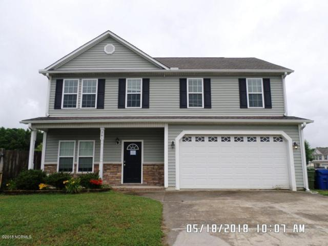 201 Esquire Drive, Richlands, NC 28574 (MLS #100121763) :: Terri Alphin Smith & Co.