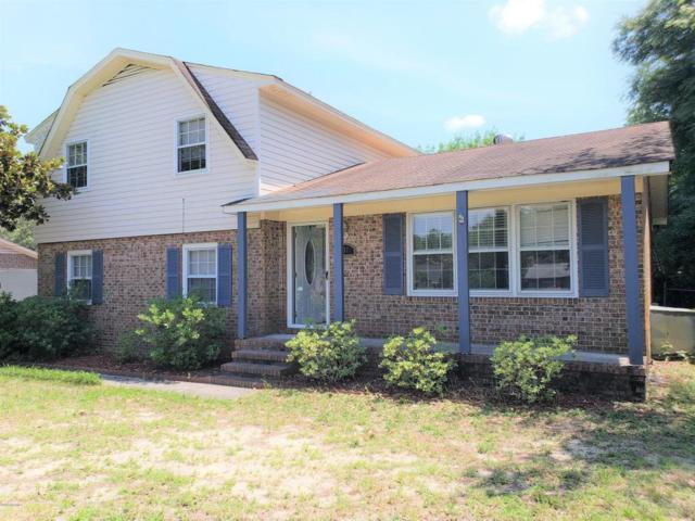 617 Shawnee Trail, Wilmington, NC 28412 (MLS #100121930) :: RE/MAX Elite Realty Group