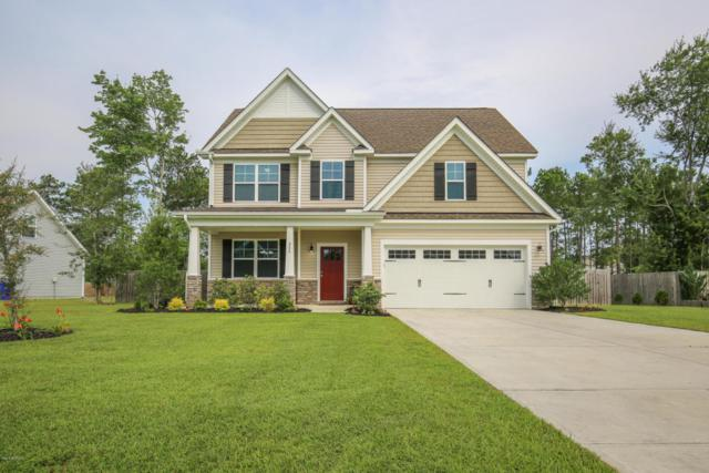209 Cheswick Drive, Holly Ridge, NC 28445 (MLS #100121948) :: The Keith Beatty Team