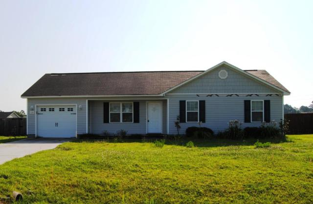 123 Eagle Ridge Drive, Beulaville, NC 28518 (MLS #100121954) :: Courtney Carter Homes