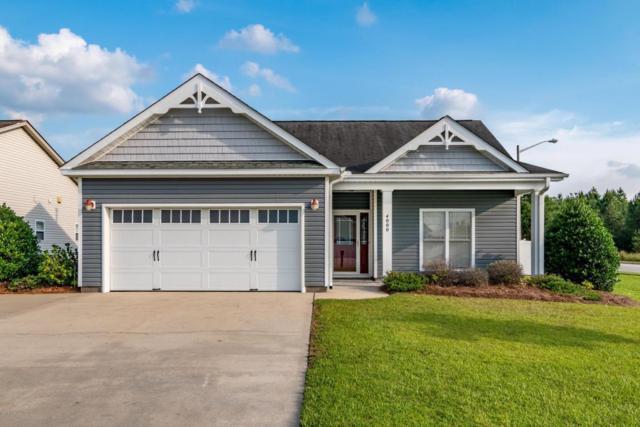 4000 Bluebill Drive, Greenville, NC 27858 (MLS #100121960) :: The Keith Beatty Team