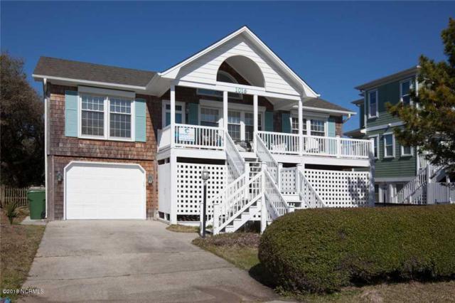 1016 Fort Fisher Boulevard S, Kure Beach, NC 28449 (MLS #100121965) :: RE/MAX Essential