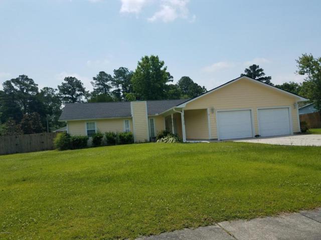 155 Settlers Circle, Jacksonville, NC 28546 (MLS #100121991) :: Century 21 Sweyer & Associates