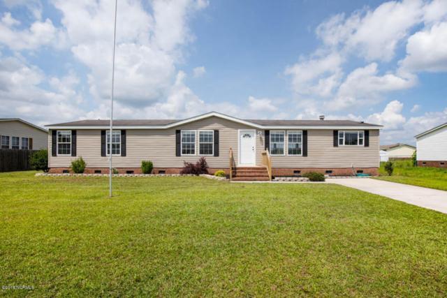 109 Rainmaker Drive, Jacksonville, NC 28540 (MLS #100121992) :: Century 21 Sweyer & Associates