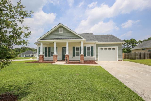 422 Patriots Point Lane, Swansboro, NC 28584 (MLS #100122025) :: Century 21 Sweyer & Associates