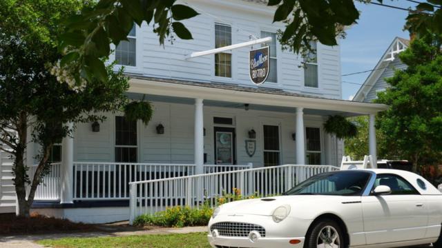 119 Queen Street, Beaufort, NC 28516 (MLS #100122071) :: RE/MAX Essential