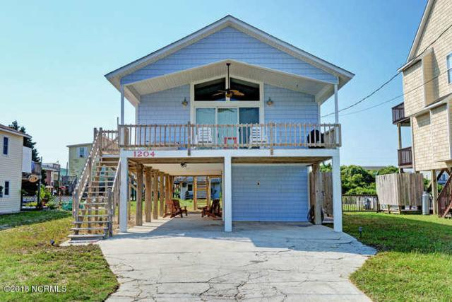 1204 N New River Drive, Surf City, NC 28445 (MLS #100122140) :: RE/MAX Essential