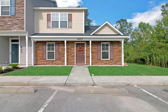 407 Glenhaven Lane, Jacksonville, NC 28546 (MLS #100122159) :: RE/MAX Elite Realty Group