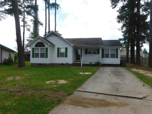 110 Carol Circle, Lumberton, NC 28358 (MLS #100122172) :: RE/MAX Essential