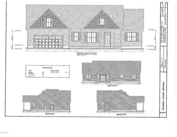120 Shadow Creek Drive, Swansboro, NC 28584 (MLS #100122175) :: Century 21 Sweyer & Associates