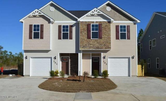 357 Frisco Way, Holly Ridge, NC 28445 (MLS #100122186) :: Harrison Dorn Realty
