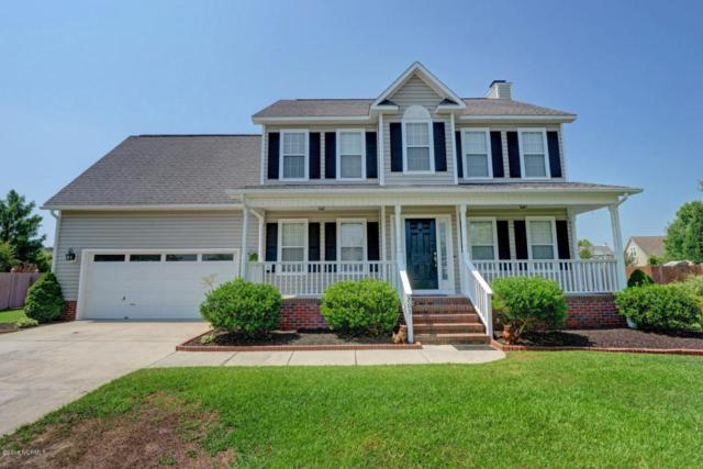 205 Newport Drive, Jacksonville, NC 28540 (MLS #100122225) :: Courtney Carter Homes