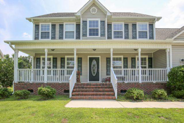 207 London Berry Lane, Jacksonville, NC 28540 (MLS #100122231) :: The Oceanaire Realty