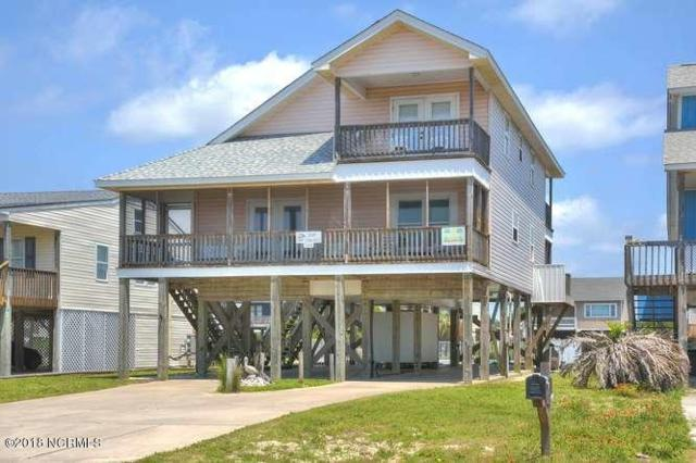 720 W Beach Drive, Oak Island, NC 28465 (MLS #100122266) :: Courtney Carter Homes