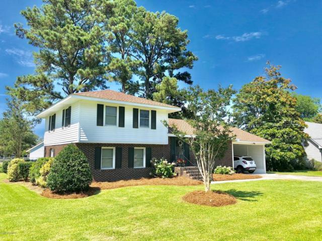 210 Vine Street, Beaufort, NC 28516 (MLS #100122376) :: RE/MAX Essential