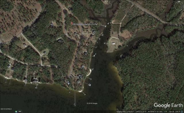 109 Hidden Harbor Lane, Beaufort, NC 28516 (MLS #100122458) :: Century 21 Sweyer & Associates