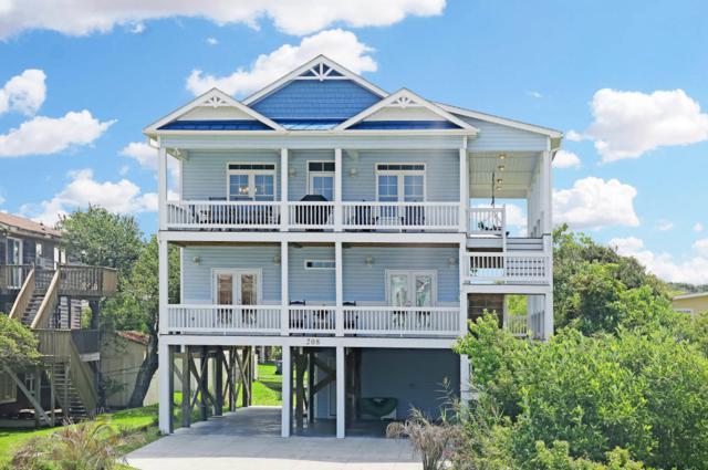 208 SE 76th Street, Oak Island, NC 28465 (MLS #100122476) :: RE/MAX Essential