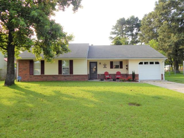 507 Crissy Drive, Jacksonville, NC 28540 (MLS #100122698) :: Harrison Dorn Realty