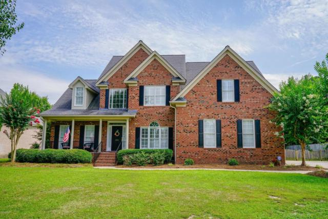 606 Remington Drive, Greenville, NC 27858 (MLS #100122882) :: Century 21 Sweyer & Associates