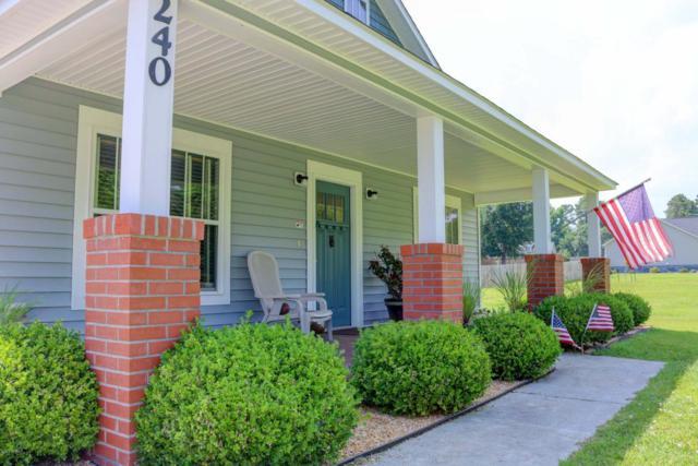 240 Vista Cay Drive, Hubert, NC 28539 (MLS #100122911) :: Century 21 Sweyer & Associates