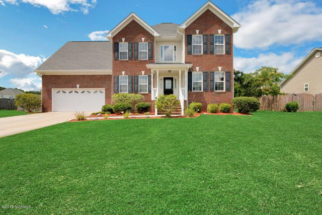 408 Stagecoach Drive, Jacksonville, NC 28546 (MLS #100122945) :: RE/MAX Essential
