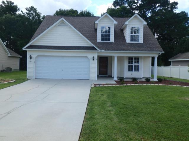 102 Tanbark Drive, Jacksonville, NC 28546 (MLS #100123085) :: Coldwell Banker Sea Coast Advantage