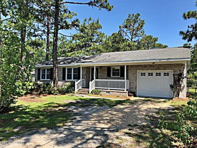 105 Bayberry Road, Newport, NC 28570 (MLS #100123096) :: The Keith Beatty Team