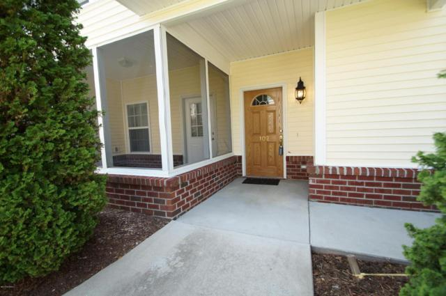 1901 Covengton Way #102, Greenville, NC 27858 (MLS #100123362) :: Courtney Carter Homes