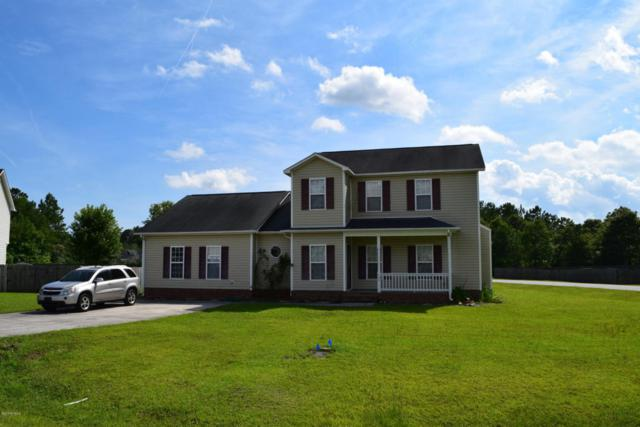100 Amber Stone Court, Jacksonville, NC 28546 (MLS #100123410) :: RE/MAX Essential