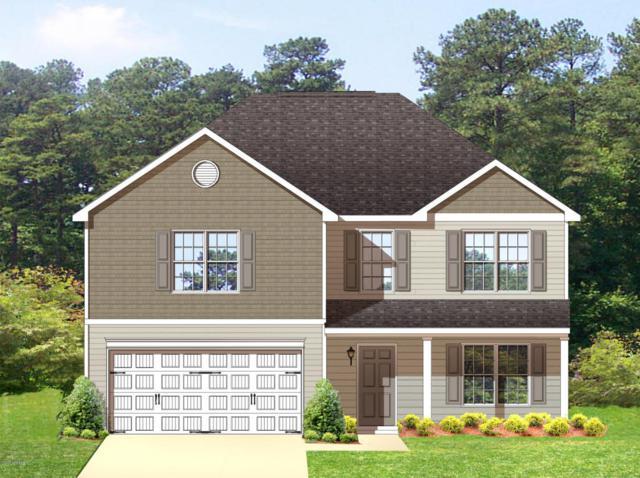 206 Groveshire Place, Richlands, NC 28574 (MLS #100123698) :: Century 21 Sweyer & Associates