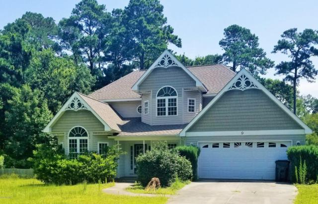 9 Sandtrap Drive, Shallotte, NC 28470 (MLS #100123760) :: Courtney Carter Homes