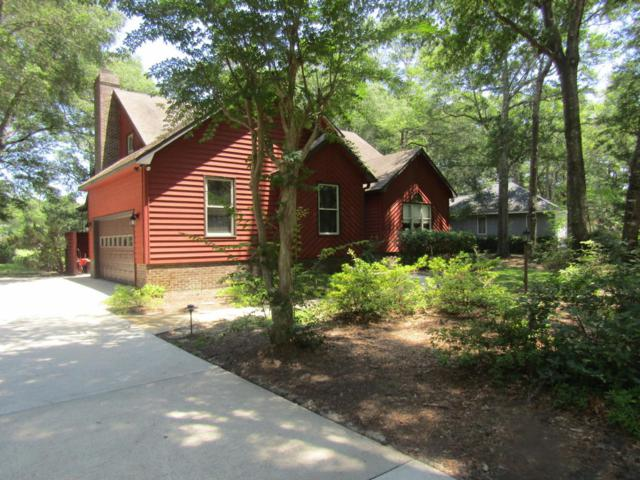 424 Egret Drive, Sunset Beach, NC 28468 (MLS #100123814) :: The Keith Beatty Team