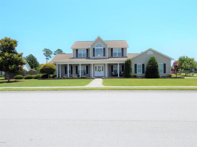 901 Morganser Drive, Swansboro, NC 28584 (MLS #100123865) :: Century 21 Sweyer & Associates