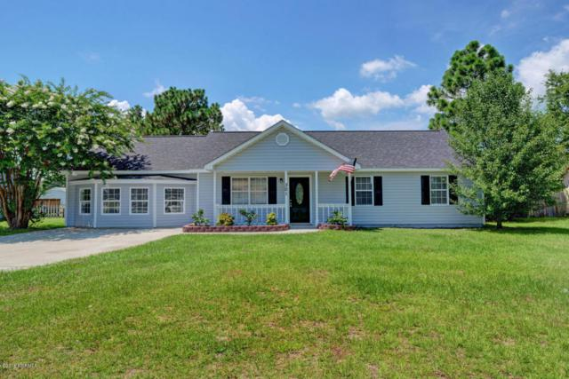 301 Foxtrace Lane, Hubert, NC 28539 (MLS #100124202) :: Terri Alphin Smith & Co.