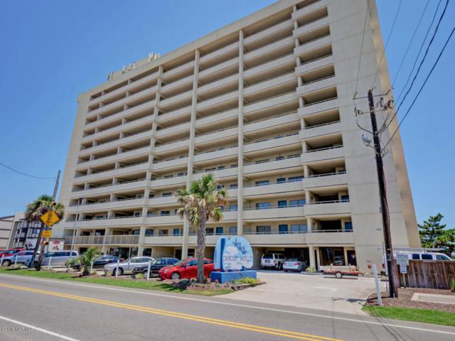 1403 S Lake Park Boulevard #904, Carolina Beach, NC 28428 (MLS #100124326) :: Courtney Carter Homes
