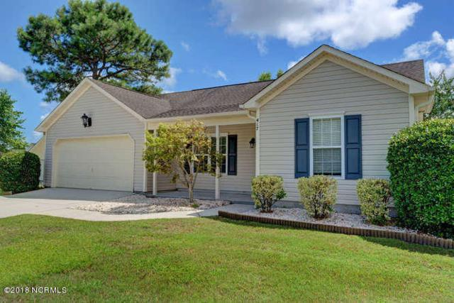 417 Mosswood Court, Wilmington, NC 28411 (MLS #100124344) :: The Oceanaire Realty