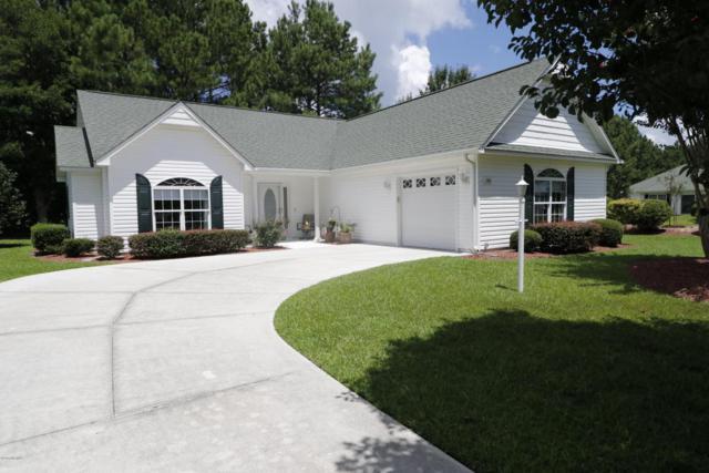 100 Morningstar S, Swansboro, NC 28584 (MLS #100124424) :: David Cummings Real Estate Team