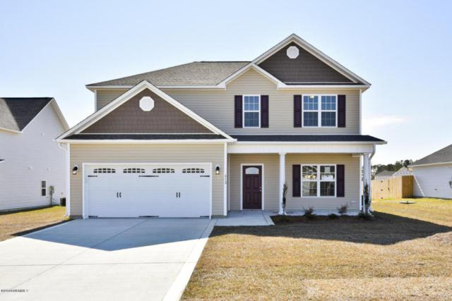 328 Aquamarine Circle, Jacksonville, NC 28546 (MLS #100124459) :: Harrison Dorn Realty