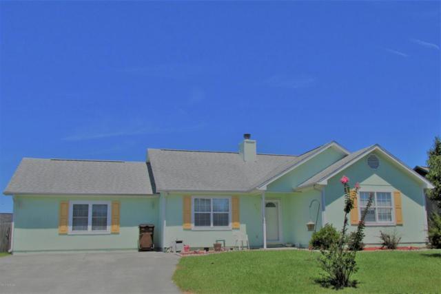 412 Dion Drive, Hubert, NC 28539 (MLS #100124850) :: Century 21 Sweyer & Associates