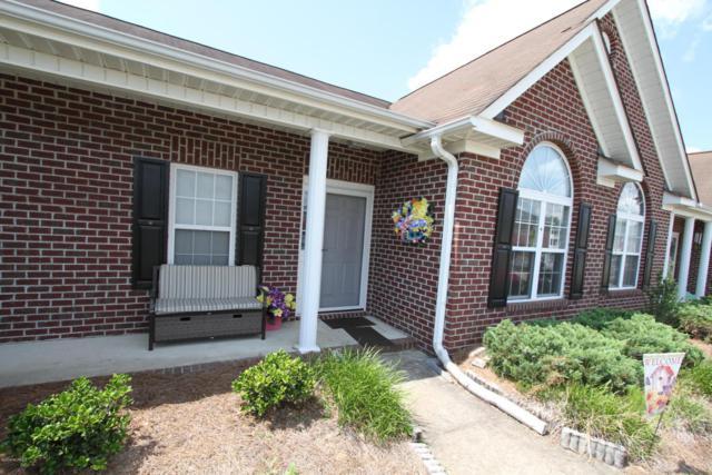 120 Oak Towne Drive C5, Greenville, NC 27858 (MLS #100124963) :: Century 21 Sweyer & Associates