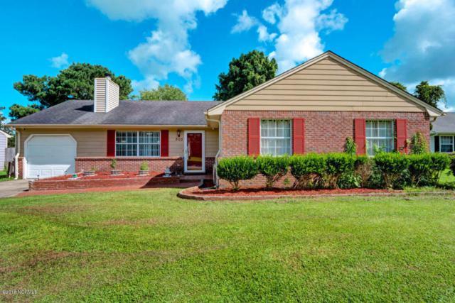 503 Sarah Court, Jacksonville, NC 28540 (MLS #100125006) :: Harrison Dorn Realty